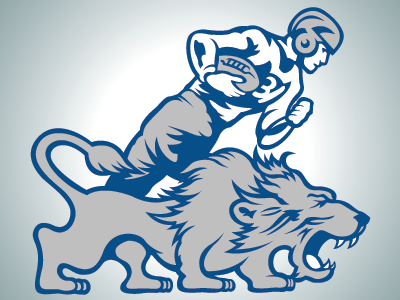 Detroit Lions By Rene Sanchez On Dribbble