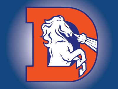 Denver Broncos Logo Update Concept 1 football denver broncos nfl sports branding pro sports mascot logo graphic design sports identity sports logo logo design