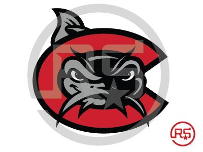 Carolina Mudcats Concept Logo 2 carolina mudcats milb sports branding pro sports mascot logo graphic design sports identity sports logo logo design