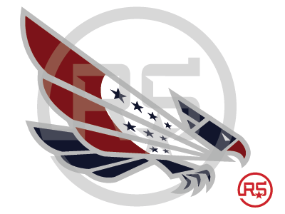 Springfield Thunderbirds Logo Concept 3 hockey springfield thunderbirds ahl sports branding pro sports mascot logo graphic design sports identity sports logo logo design