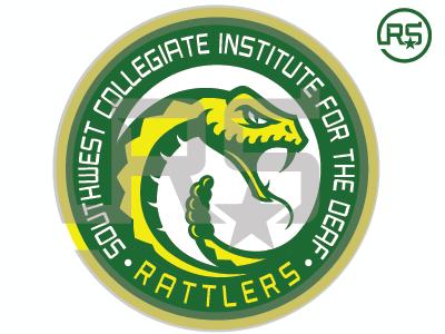 SWCID Rattlers Logo Concept 1