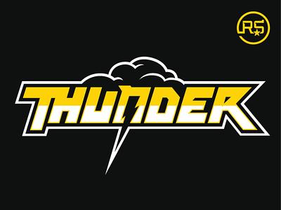 South Coast Box Lacrosse League Thunder box lacrosse lacrosse artwork drawing logo design sports logo sports identity graphic design sports branding mascot logo