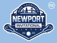 South Coast Box Lacrosse League Tournament Logo