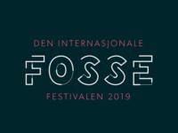 Logo Fossefestivalen
