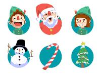 Freebie: Christmas Icons