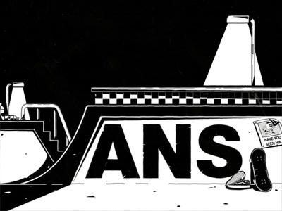 Vans Logo Animation