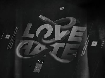 Love/hate/pt2