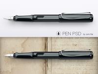 Pen PSD