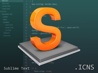 Icon For Sublime Text