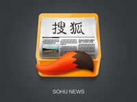 Sohu News Icon For Smartisan OS