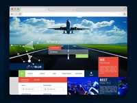 Flyblue Travels Home Page