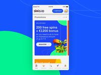 Slots.io – Mobile Casino Experience