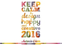 Happy and creative New Year 2016!