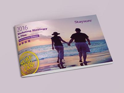 Staysure 2016 Marketing Brochure purple plan strategy 2016 marketing brochure travel insurance staysure