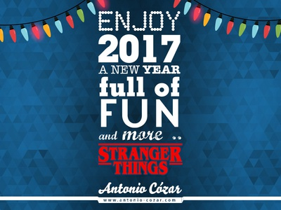 Fun and more Stranger Things in 2017