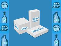 AntonioCozar Personal Branding Labels
