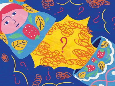 La Stampa italian politics russia la stampa pattern conceptual illustration editorial editorial illustration magazine sofia sita