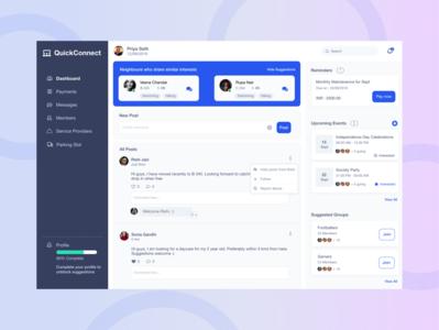 Community Dashboard