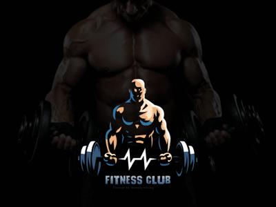 Fitness Gym graphics illustrations uiux