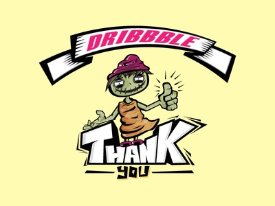 Zombie says Thank you