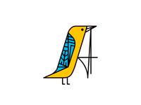 A for Bird