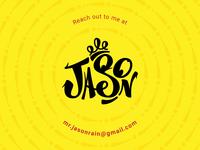 Jason Rebranding
