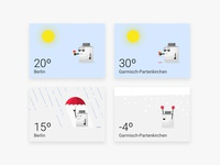 Smart Heating Characters