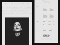 Worthitdocs - About Page Exploration portfolio site about portfolio ux branding website editorial design minimal interface ui web