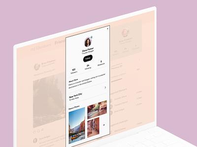 WKND - Community saas app travel ux saas corporate platform design minimal interface ui web