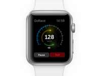 Apple Watch App | Racing Performance