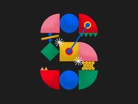 ➄ - 36 days of type™