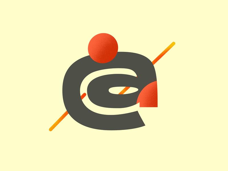 @robase ! logo art design art orange black 3d vector letter graphisme illustration typography type work design