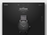 MVMT Gotham Watch