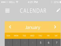 WHS App Calendar