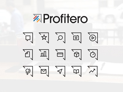 Profitero Iconography