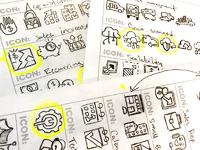 Icon sketch 5.4.17