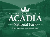 Acadia big