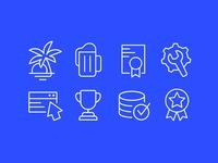 Random Icons No.1