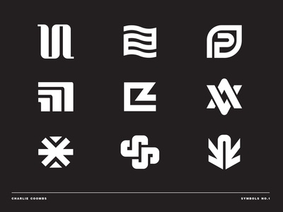Charlie Coombs: Symbols No. 1