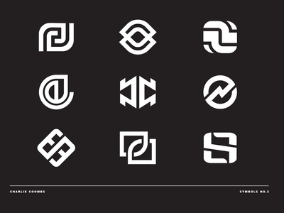 Charlie Coombs: Symbols No. 2