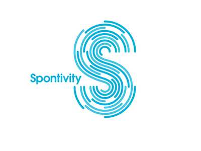 Spontivity Logo Sketches ui logo sketch sketching website mobile app treatment iteration test