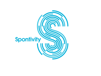 Spontivity Logo Sketches ui logo sketch sketching website mobile app treatment iteration test