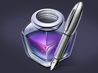 Magic Note icon magic note word text edit copy office app mac ios android pad iphone icon ico design ui interface view screen software application mobile visual