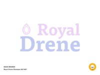 Royal Drene Shampoo