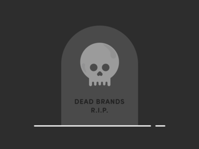 Dead Brands - The End