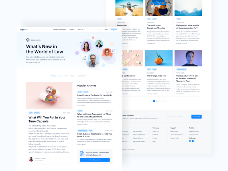 Legal Platform - The Blog web people legal lawyers law news blog everyday problems
