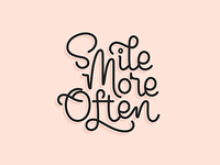 Smile More Often