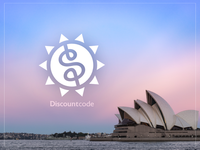 Logo for Australian website Discountcode
