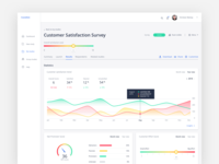 Customer Satisfaction Dashboard