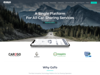 GOTO Global Website Site